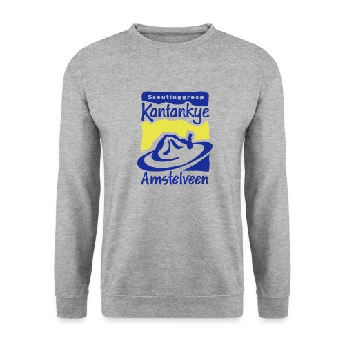 logo simpel 2 - Mannen sweater