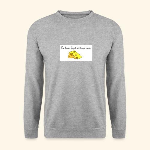 Kaas loopt uit haar oren - Temptation - Unisex sweater