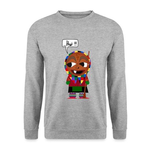 Eckhex Pullover - Männer Pullover