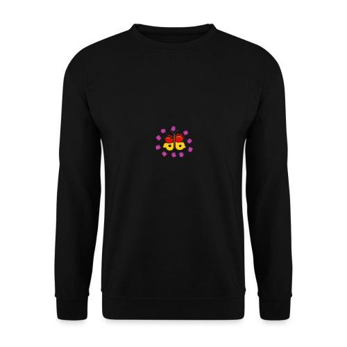 Butterfly colorful - Men's Sweatshirt