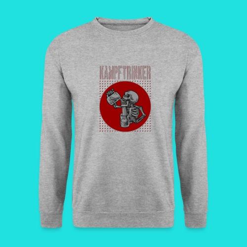 Kampftrinker - Männer Pullover