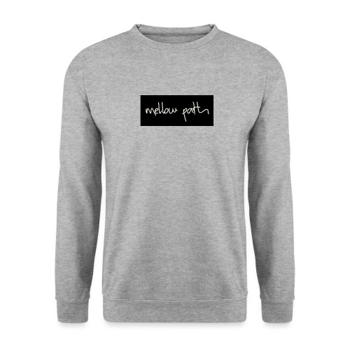 MELLOW PATH LOGO - Men's Sweatshirt