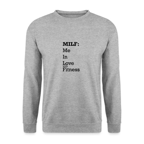 MILF - Mannen sweater