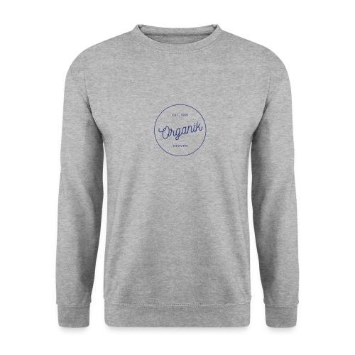 Organic - Felpa unisex