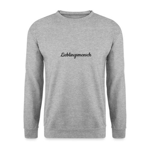Lieblingsmensch - Unisex Pullover