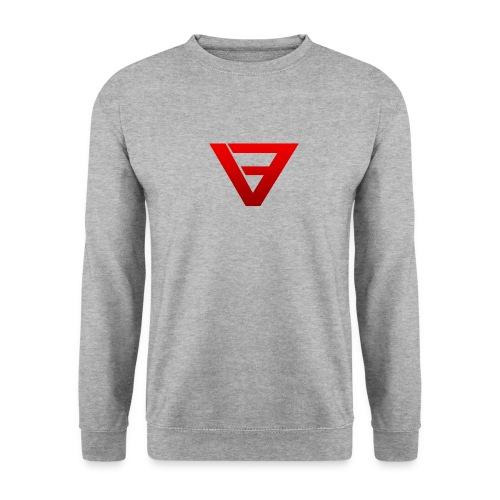 V9 Logo Red - Unisex Sweatshirt