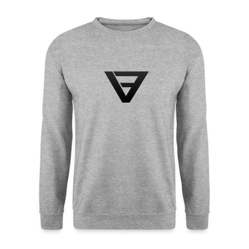 V9 Logo Black - Unisex Sweatshirt