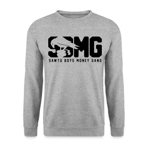 SBMG LOGO TEKST ZWART - Unisex sweater