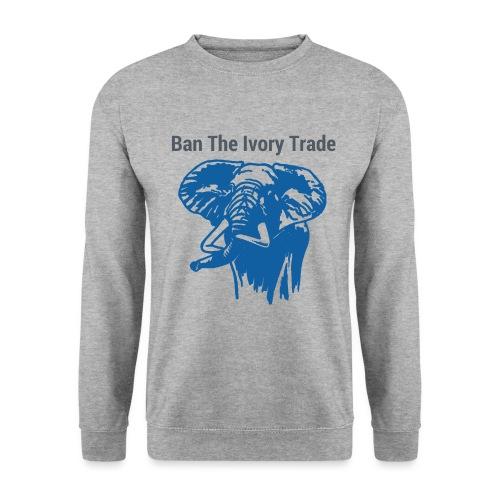 ELEFANT I Ban The Ivory Trade - Unisex Pullover