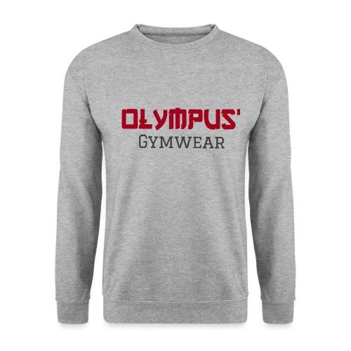 Olympus' gymwear - Men's Sweatshirt