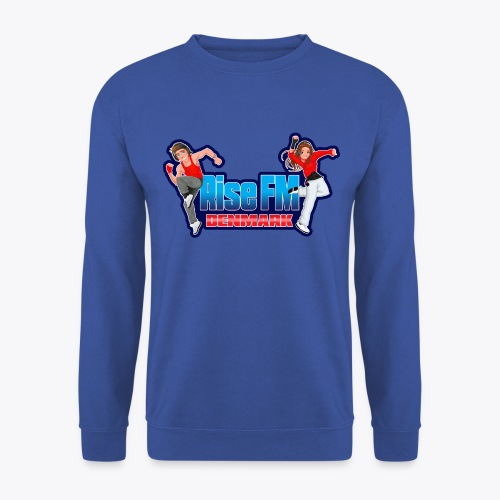 Rise FM Logo - Men's Sweatshirt