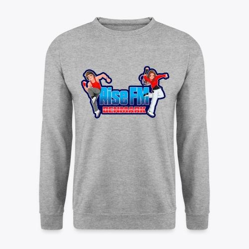 Rise FM Denmark Full Logo - Herre sweater