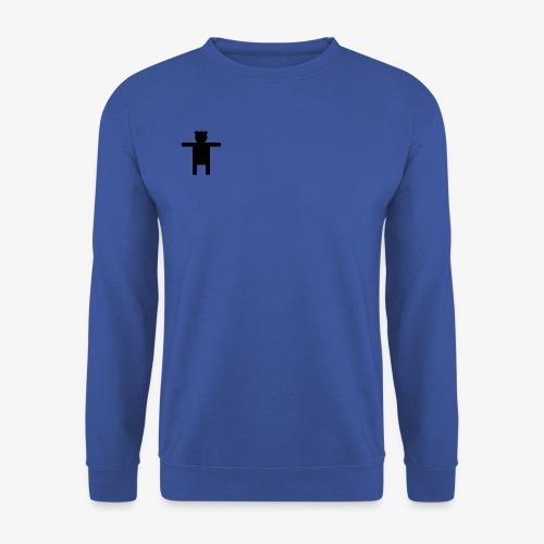 Epic Ippis Entertainment logo desing, black. - Men's Sweatshirt