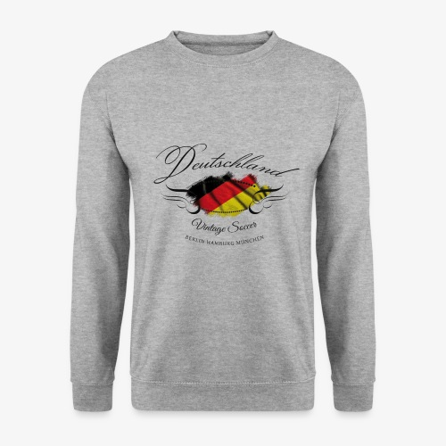 Vintage Deutschland - Männer Pullover
