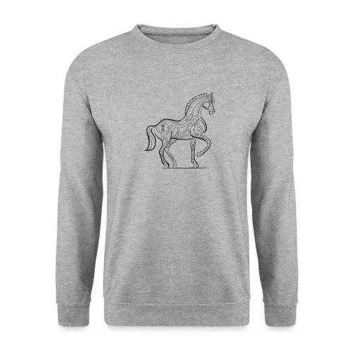 Equus Pferd - Männer Pullover