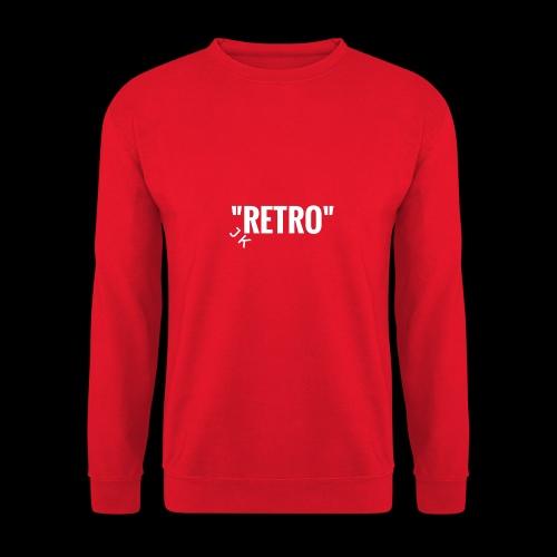 retro - Unisex Sweatshirt