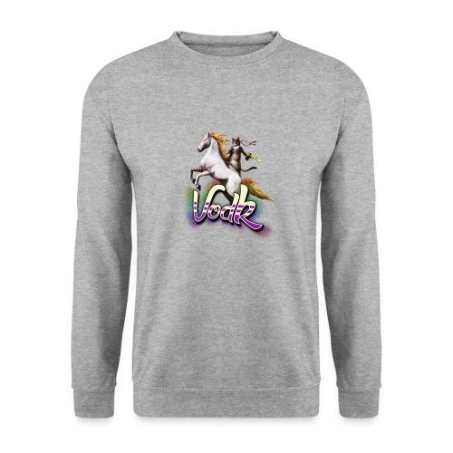 VodK licorne png - Sweat-shirt Homme