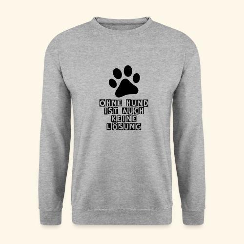 Accessoires für Hundefreunde - Unisex Pullover