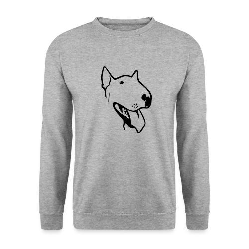 bull terrier2 - Unisex Sweatshirt