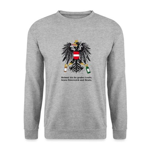 Heimat bst du grosser Leute - Unisex Pullover