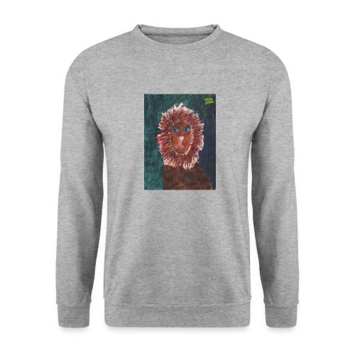 Lion T-Shirt By Isla - Unisex Sweatshirt