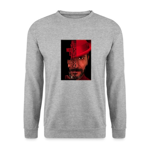 All U NEED - Männer Pullover