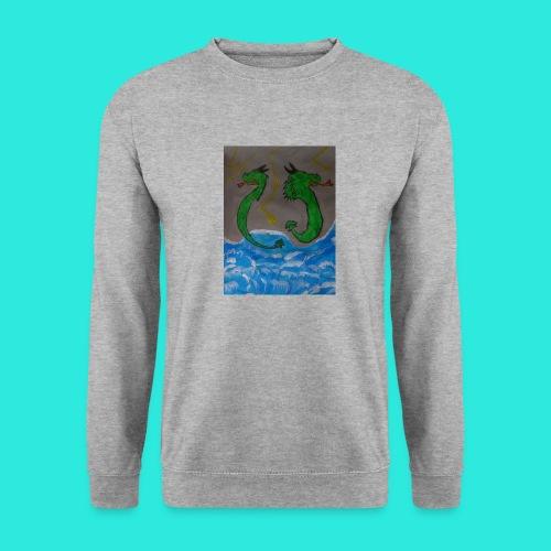 Waterdragons_in_the_thunder- - Mannen sweater