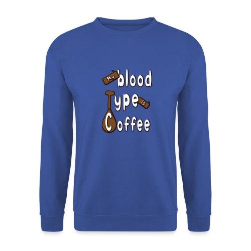 Blood Coffee - Unisex svetaripaita