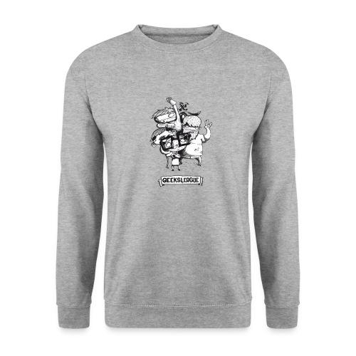 Illu Geeksleague - Sweat-shirt Unisexe