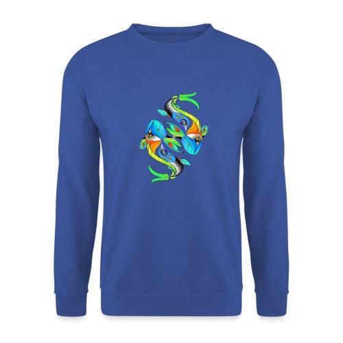 Regenbogenfische - Männer Pullover