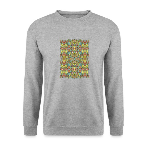 Weird creatures multiplying infinitely - Men's Sweatshirt