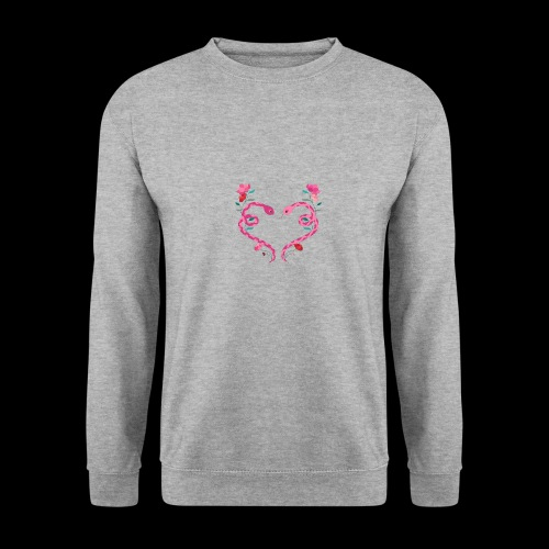 Coeur de serpents - Sweat-shirt Unisex