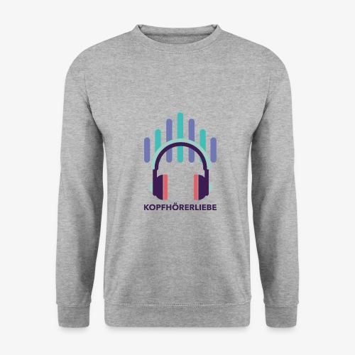 kopfhörerliebe - Männer Pullover