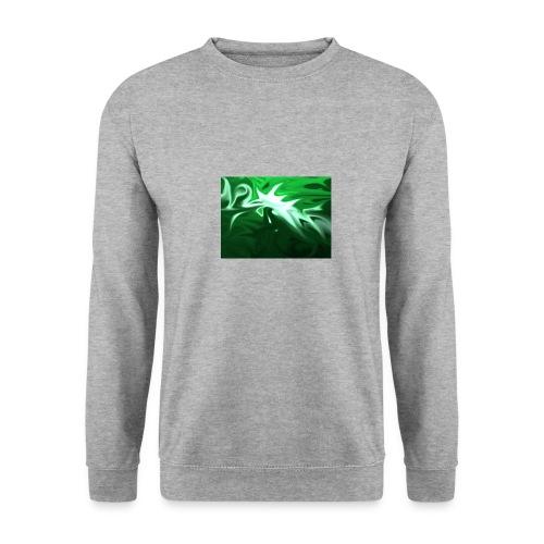 green abstract - Unisex Sweatshirt