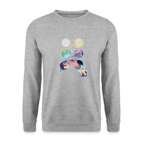 CMYK Mix and flow - Men's Sweatshirt