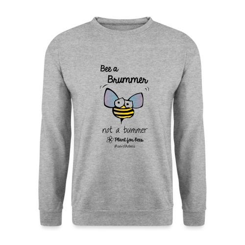 Bees6-2 Save the bees - Men's Sweatshirt