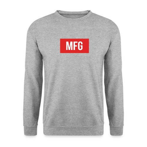 MFG on Youtube Logo - Men's Sweatshirt