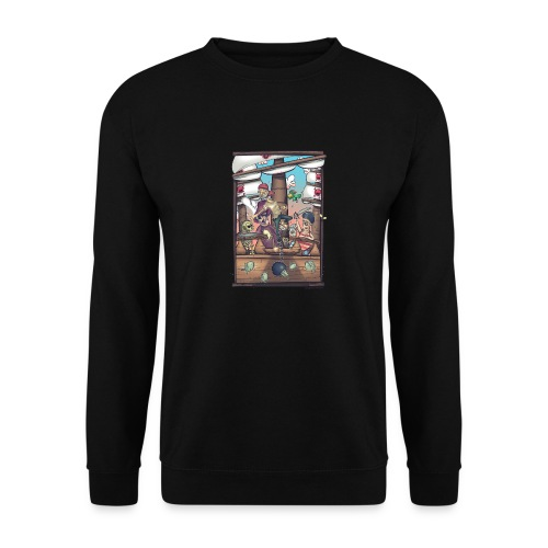 les pirates - Sweat-shirt Unisex