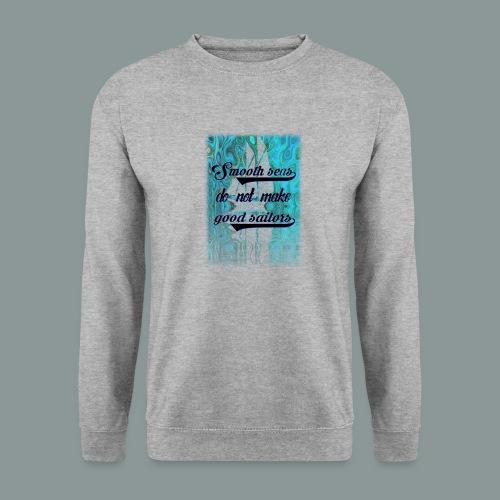 smooth seas - Männer Pullover