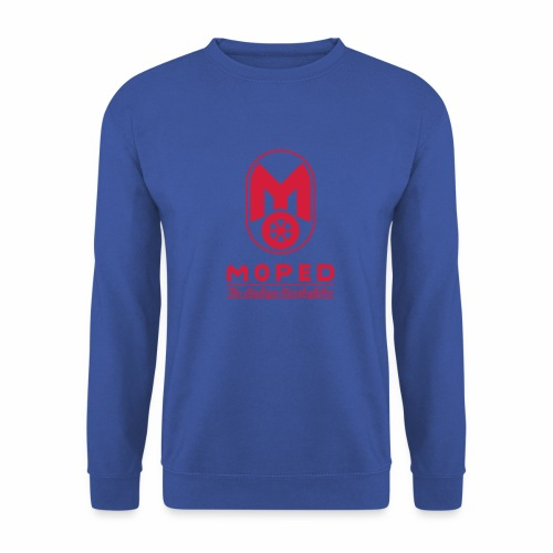 Moped - your constant travel companion - Men's Sweatshirt