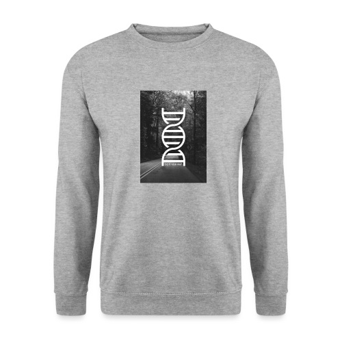 Fotoprint DNA Straße - Männer Pullover