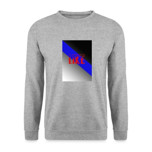 like - Sweat-shirt Unisex
