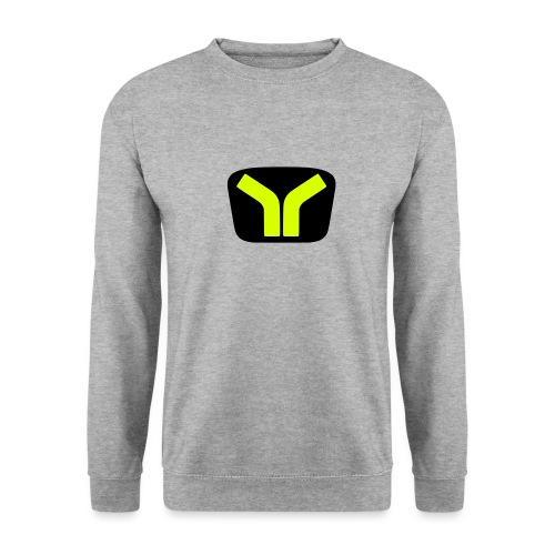 Yugo logo colored design - Unisex Sweatshirt