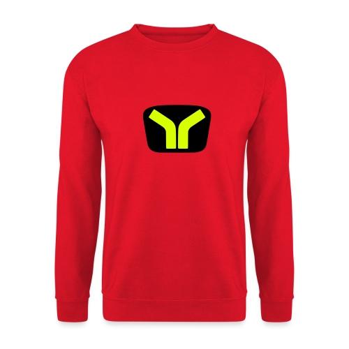 Yugo logo colored design - Unisex Sweatshirt