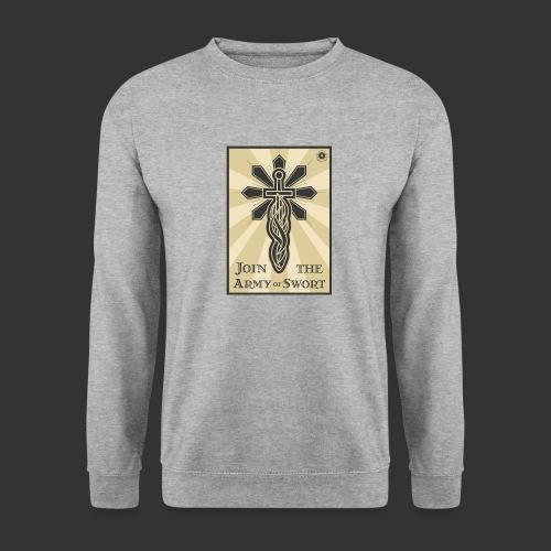 Join the army jpg - Unisex Sweatshirt