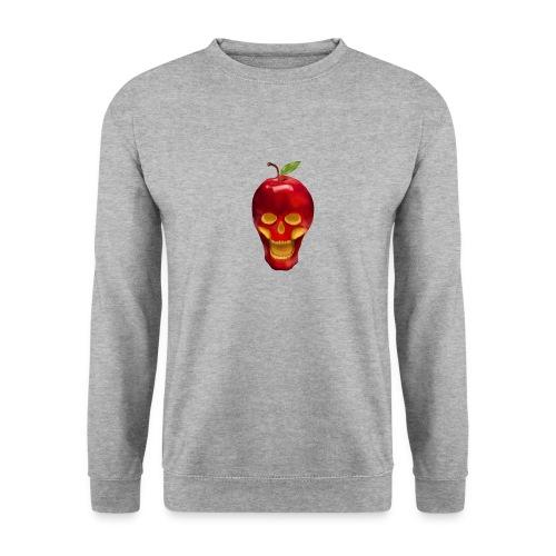 Apple Skull - Männer Pullover