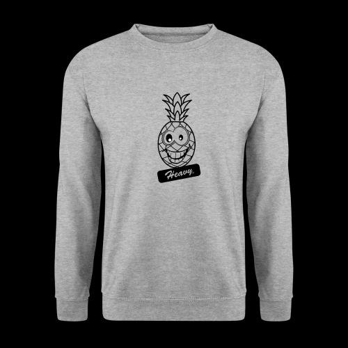 Design Ananas Heavy - Sweat-shirt Unisex