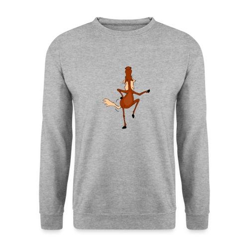 Tanzpferd - Männer Pullover