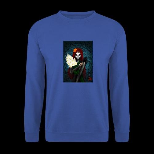 Death and lillies - Men's Sweatshirt