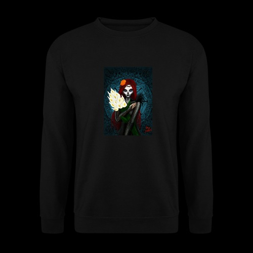 Death and lillies - Unisex Sweatshirt